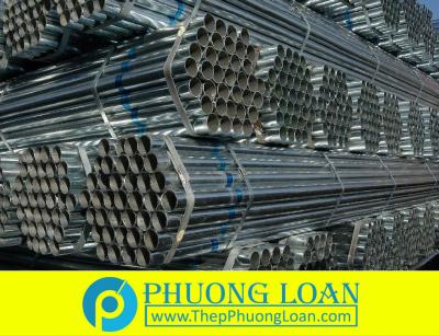 ống thép mạ kẽm Việt Đức ASTM A53