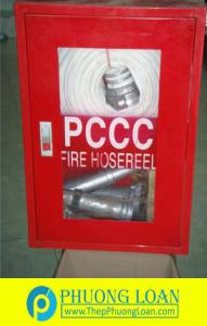 Tủ đựng vòi PCCC - Chuyên thiết bị PCCC tại tpHCM